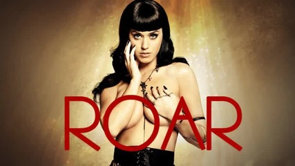 Katy Perry - Roar - Burning Baby Blue ~~ Audio ~~