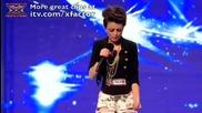 Cher Lloyd X Factor First audition/прослушване - Turn My Swag On (full Version)