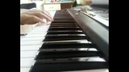 Bruno Mars-just the way you are on piano