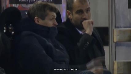 Valencia vs Barcelona 0-1 Messi Goal [hd]