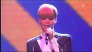 Rihanna - Rude Boy Performance With Robots