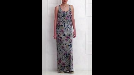 bote - Дълга рокля Фери