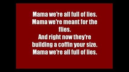 My Chemical Romance - Mama Lyrics