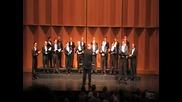 Михаил Круглов и Мъжкият хор на Санкт Петербург - Не отвержи мене во время старости - Чесноков