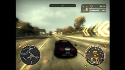 Need For Speed Most Wanted Епизод 9