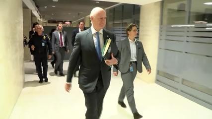 Switzerland: Syrian opposition delegation meet de Mistura at UN in Geneva