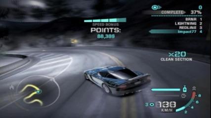 Nfs Carbon-cars, Drift, Drag