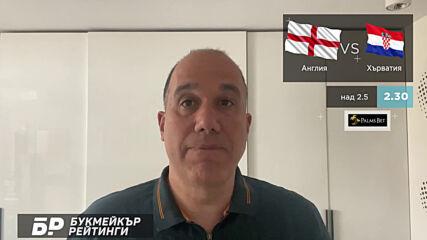 Англия - Хърватия ПРОГНОЗА за Евро 2020 (2021) на Ники Александров - Футболни прогнози 13.06.21