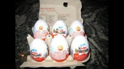 Обичате Ли Шоколадови Яйца?