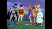 The New Scooby Doo Movies: The Caped Crusader Caper(bg Audio)
