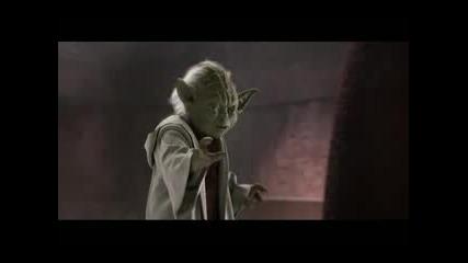 Yoda vs. Count Dooku