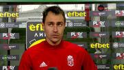 Васил Шопов: Играем като отбор, напипахме верния ритъм