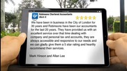 Accounting Firms In London Outstanding Five Star Review by Mark