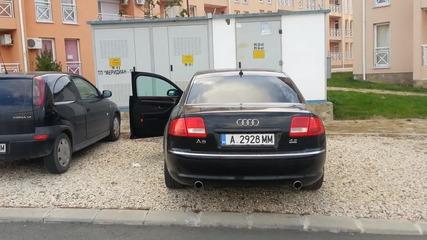 Audi A8 4.2 sound