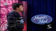 Music Idol - Mnogo Si Debel Ne Stavash