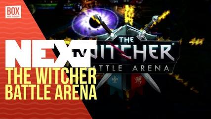 NEXTTV 021: Ревю: The Witcher: Battle Arena