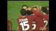 Roma - Fiorentina 1:0 (Batigooool na G.BATISTUTA)