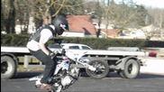 Pitbike Stunt - Thanks All