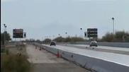 Mercedes E55 vs M5