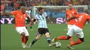 World Cup 2014 Полуфинали