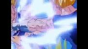 Dbz Goku Vs Vegeta