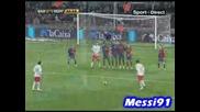 24.01 Барселона - Нумансия 4:1 Баркеро супер гол