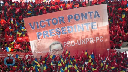 Romania's Ponta Eyes New Pact With Ally Ahead of Election