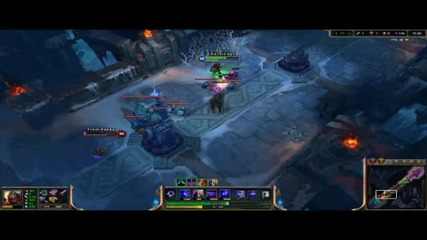 League of Legends - 1vs1 w/ awakening95