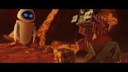 1)3 Уол.и - Бг аудио (2008) / Wall·e * Pixar * part 1 / 3