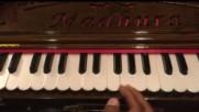 Sharanam108 Harmonium Class 3 - Hare Krishna Maha Mantra Gaura Arati tune
