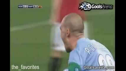 A.s. Roma 0:2 Napoli 12.02.2011