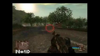 Crysis Warhead - Nomad Trailer