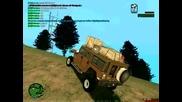 off - road na Gta multiplayer