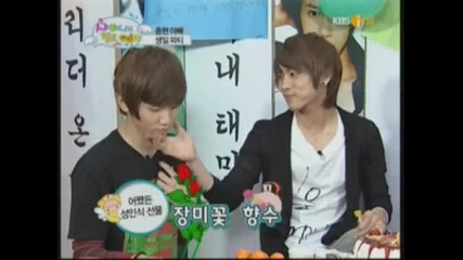 Shinee Funny and Cute