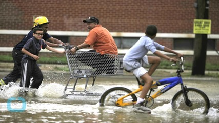 Water Man Break Forces Evacuations At Philadelphia Mall