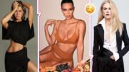 Тайните диети на едни от най-красивите и известни жени в света