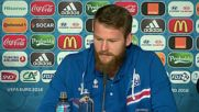 France: Iceland ready for 'big test' says coach ahead of QF tie