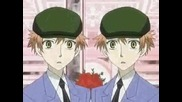 Ouran High School Host Club - The Twins