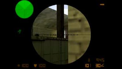 Counter - Strike 3 Frags 1 Bullet 2