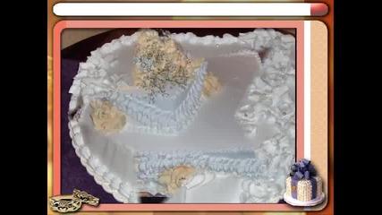 Сватбени торти от Сладкарницата