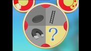 Анимационният сериал Приключения с Мики Маус - Влакчето на Мики (част 3)