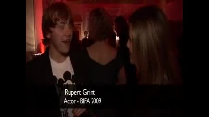 Rupert Grint at British Independent Film Awards 09