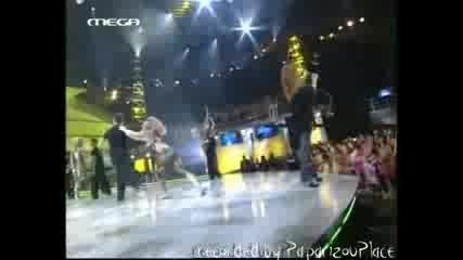 Helena Paparizou @ So You Think You Can Dance - H Kardia Sou Petra