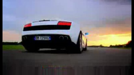 Top Gear: Lamborghini Gallardo Lp560 - 4 vs Porsche 911 GT2