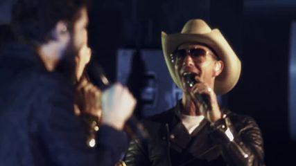 Thalía - Junto a Ti ( En Vivo) ft. Sasha, Benny y Erik