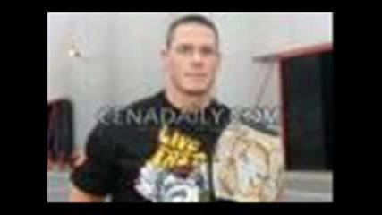 John Cena - The Best Champ