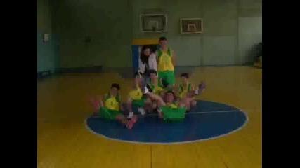Отбор По Баскетбол На ПГСАГ Ангел Попов