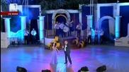 Цветелина и Блаже Богоев - Посланици на любовта - Пирин фолк (2013) / Live/