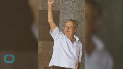 Prosecutors Investigate Brazil's Former President