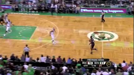 Nba Season 2010 - 2011 Miami Heat - Boston Celtics